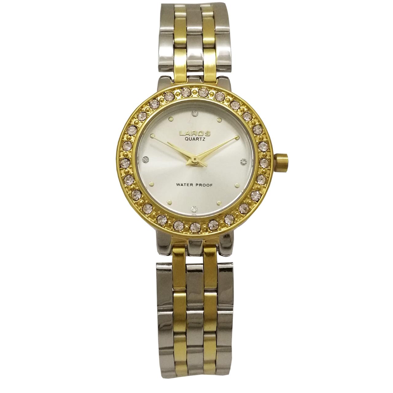 ساعت مچی عقربه ای زنانه لاروس مدل 1117-80122 7