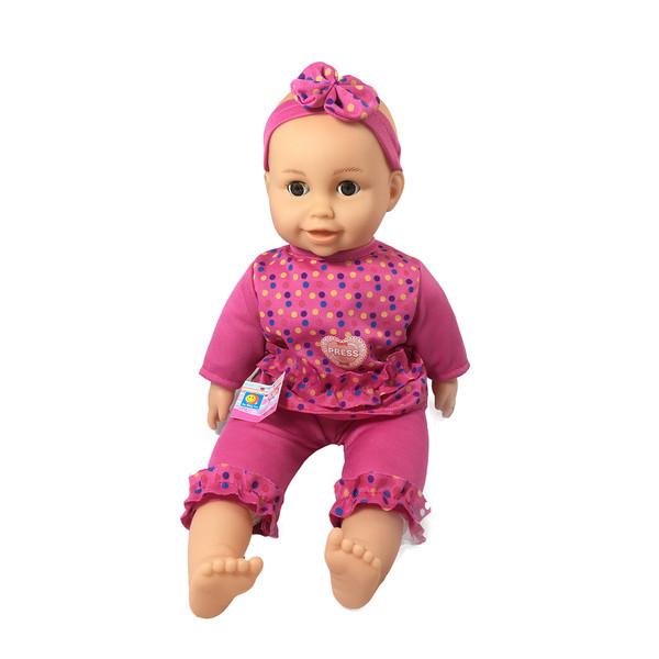 عروسک نوزاد بیمار بیبی بورن مدل پاپیونی