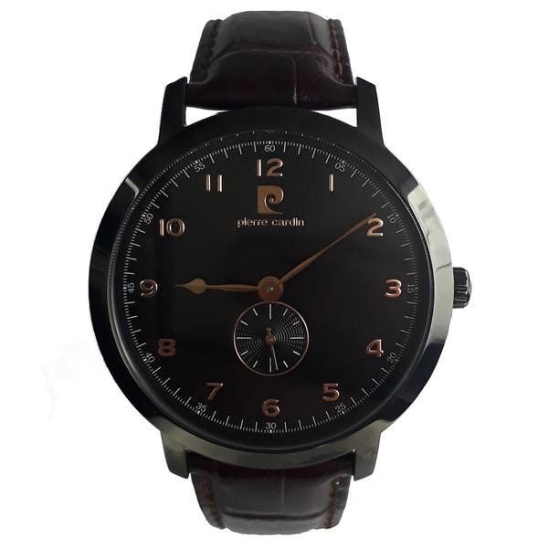 ساعت مچی عقربه ای مردانه پیر کاردین مدل PC106741F05