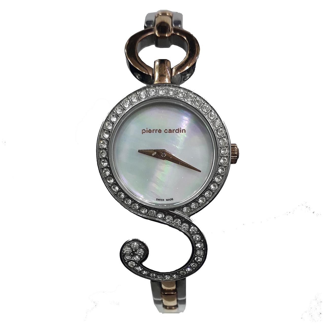 ساعت مچی عقربه ای زنانه پیر کاردین مدل PC107052S03