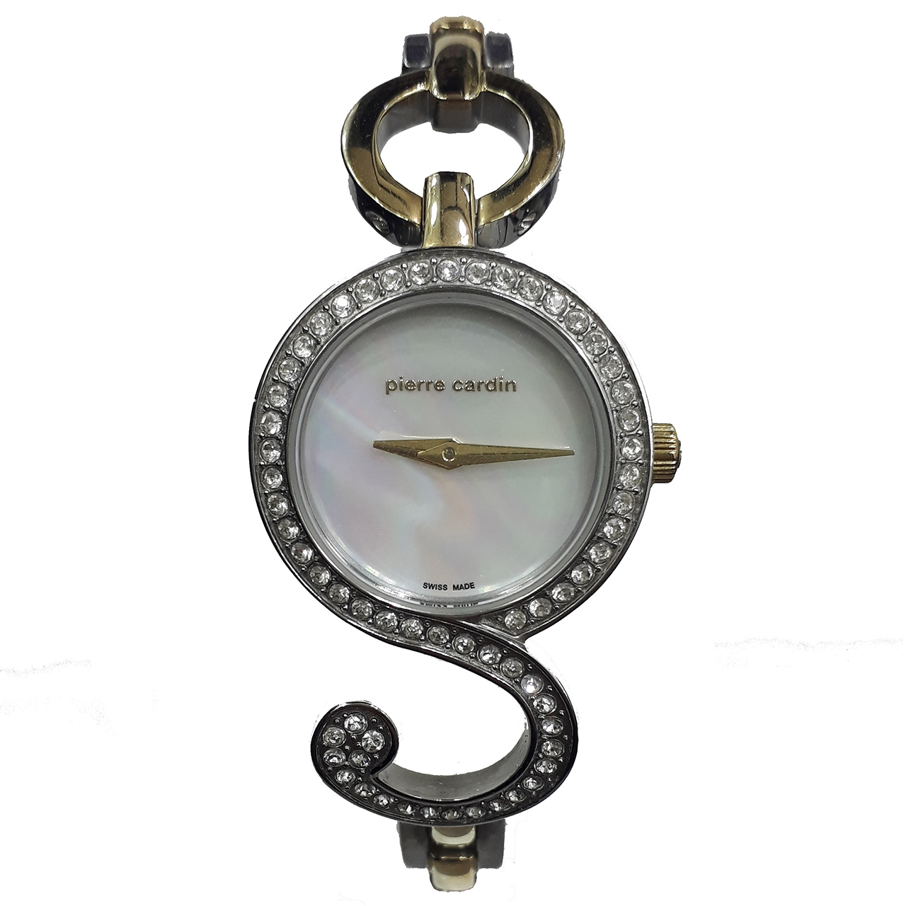 ساعت مچی عقربه ای زنانه پیر کاردین مدل PC107052S02 52