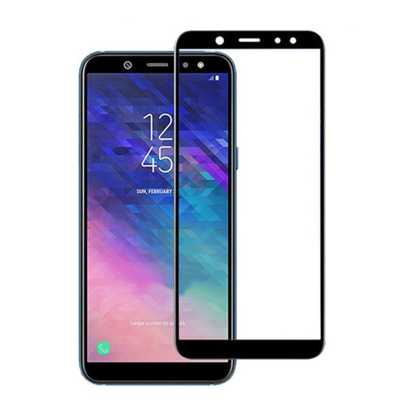 محافظ صفحه نمایش یاندو مدل Full Cover مناسب برای سامسونگ A6 Plus 2018