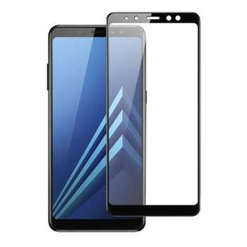 محافظ صفحه نمایش یاندو مدل Full Cover مناسب برای سامسونگ A8 Plus 2018