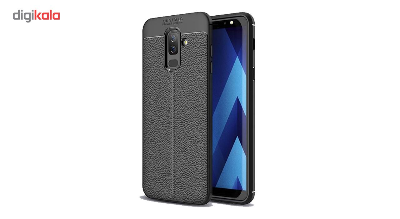 کاور ژله ای اتوفوکوس مدل Ultimate Experiece مناسب برای گوشی موبایل سامسونگ J8 2018 main 1 1