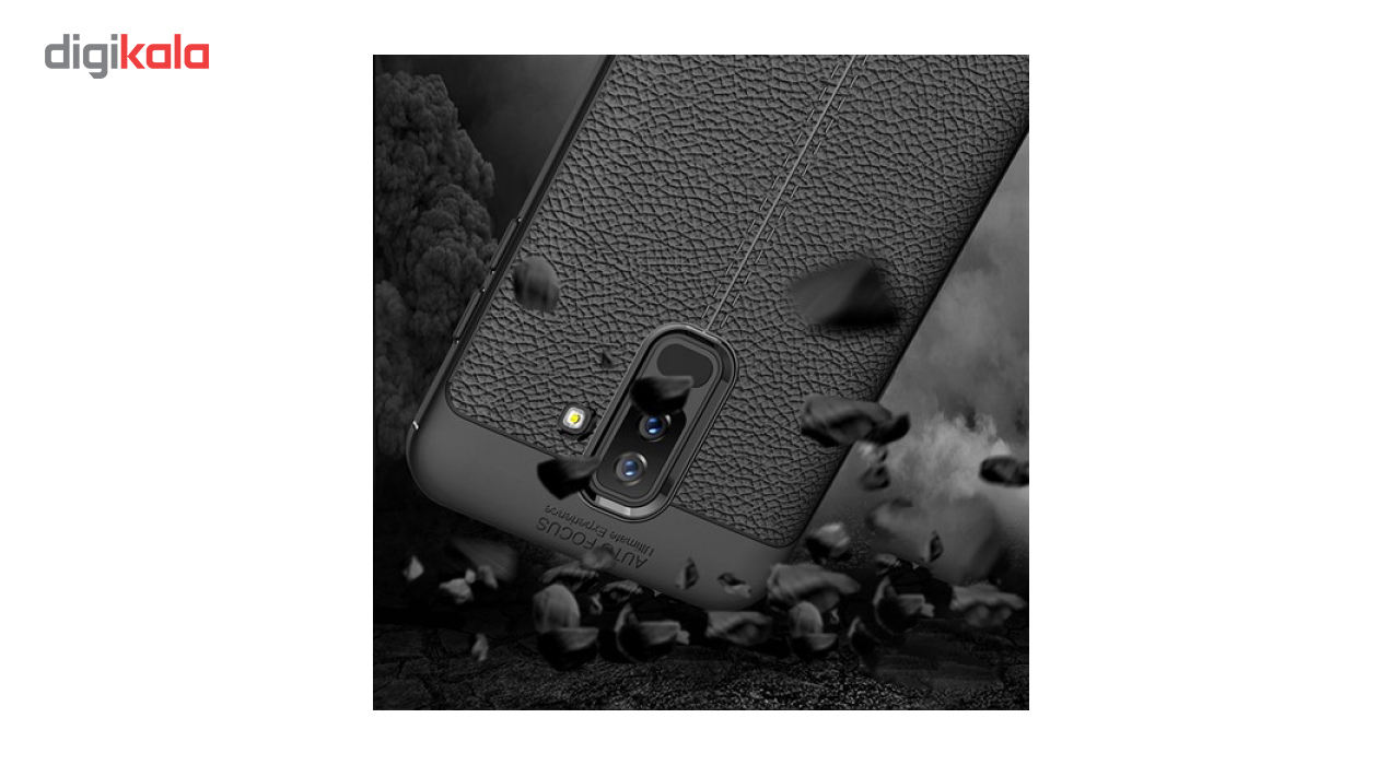 کاور ژله ای اتوفوکوس مدل Ultimate Experiece مناسب برای گوشی موبایل سامسونگ J8 2018 main 1 2