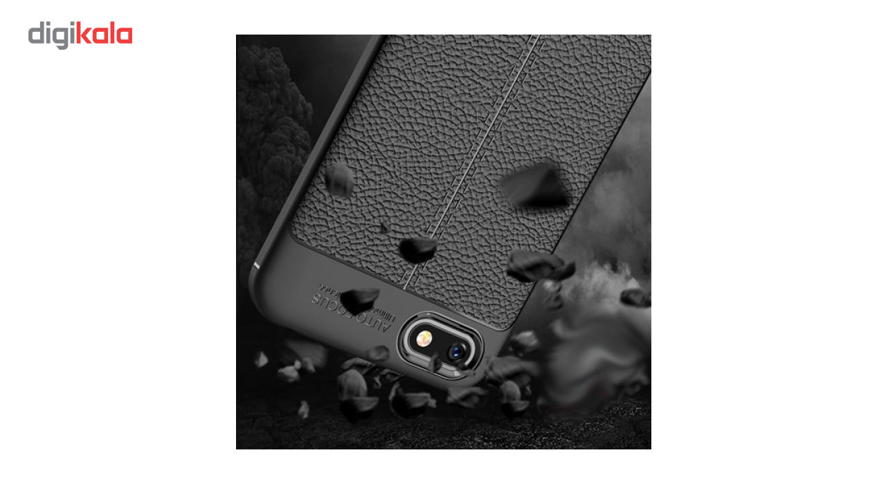 کاور ژله ای اتوفوکوس مدل Ultimate Experiece مناسب برای گوشی موبایل هوآوی Y5 Prime 2018/ Y5 Lite/آنر 7S main 1 3