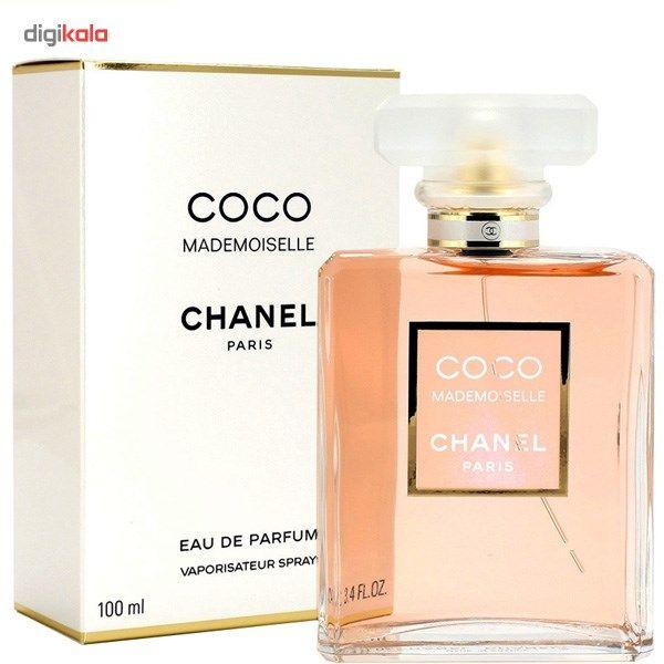 12f81c1c1 مشخصات، قیمت و خرید ادو پرفیوم زنانه شانل مدل Coco Mademoiselle حجم 100 میلی  لیتر | دیجیکالا
