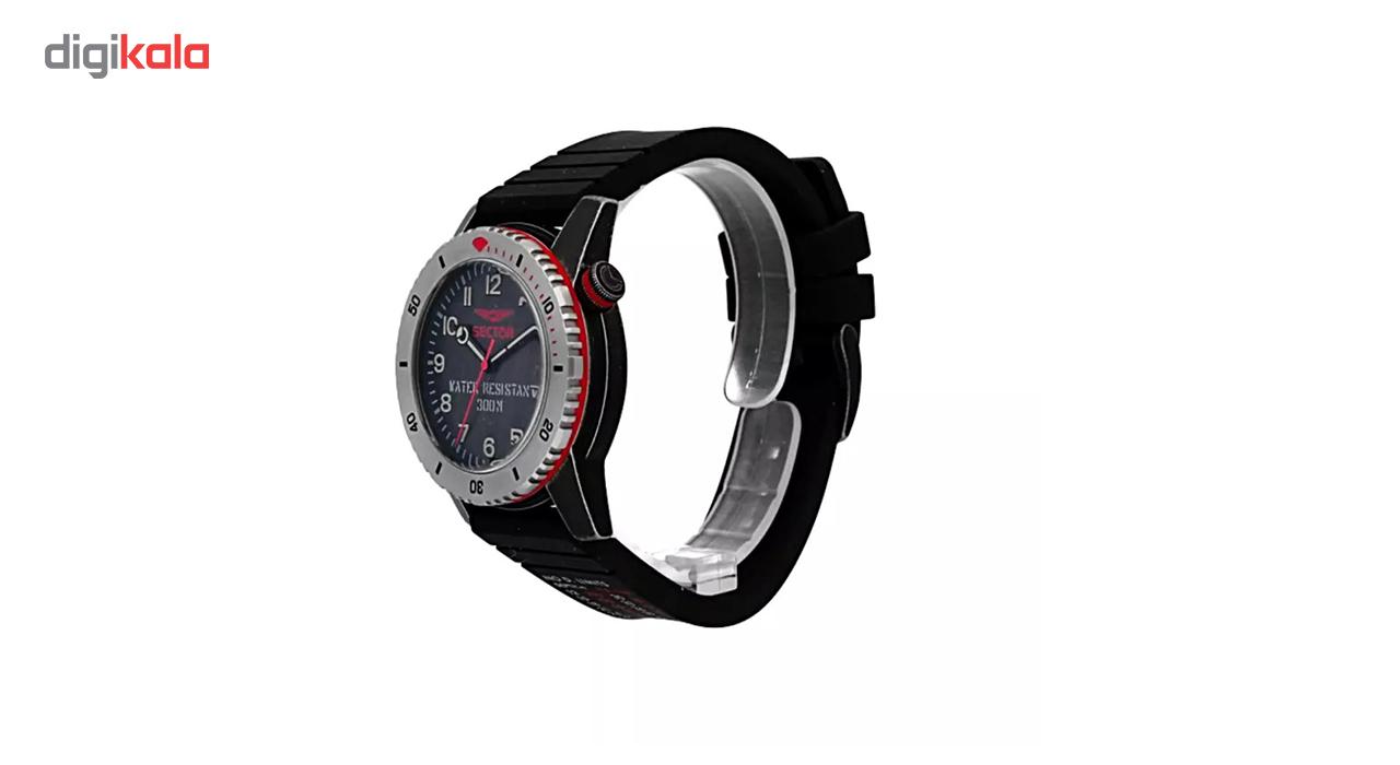 خرید ساعت مچی عقربه ای مردانه سکتور مدل 300-3251598001