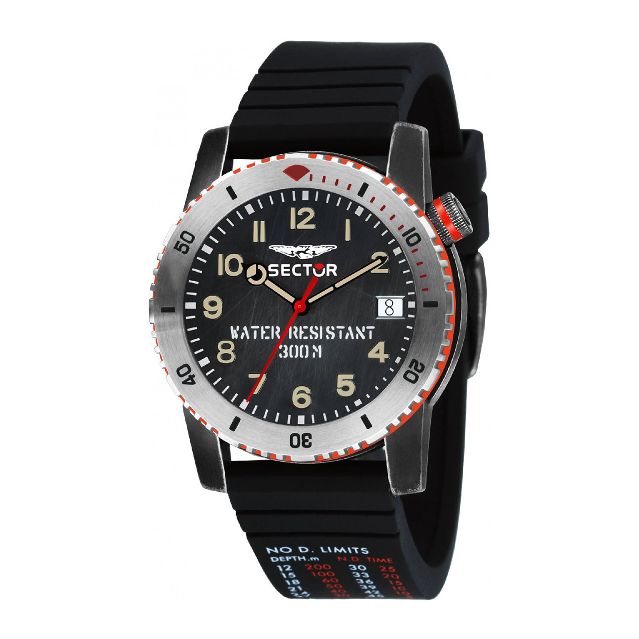 ساعت مچی عقربه ای مردانه سکتور مدل 300-3251598001