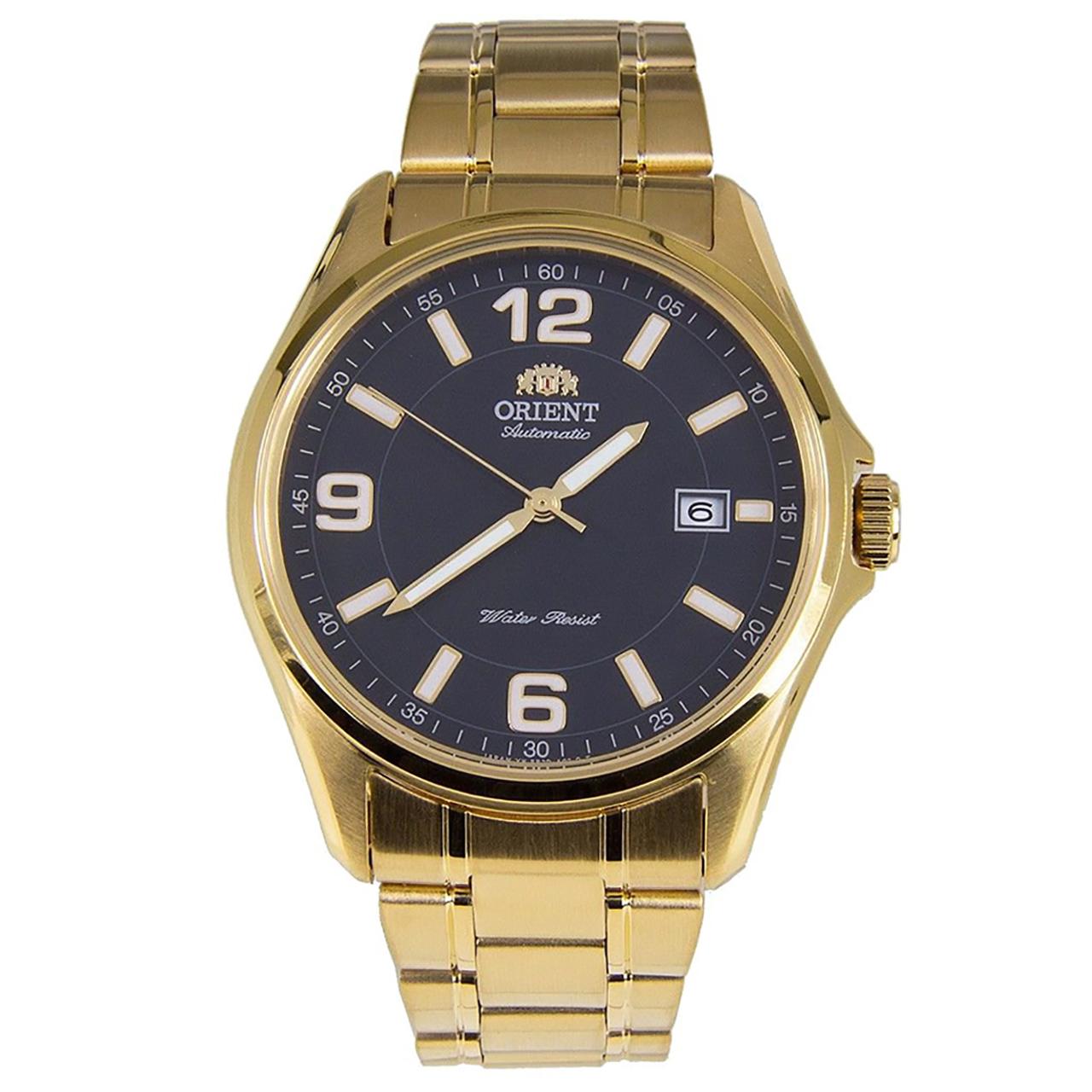 ساعت مچی عقربه ای مردانه اورینت مدل SER2D00BB0 5