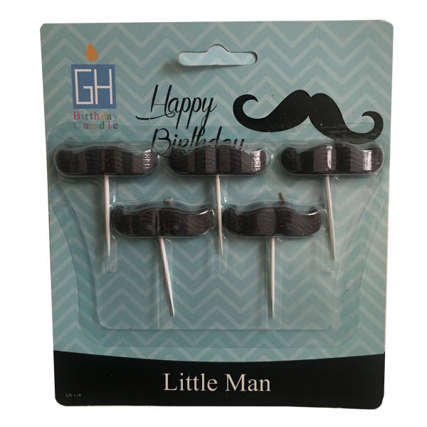 شمع  بانیبو مدل Little Man02