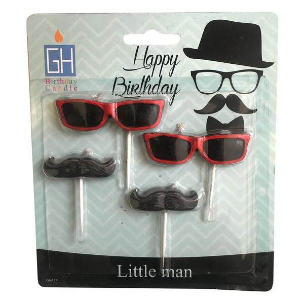 شمع بانیبو مدل Little Man03