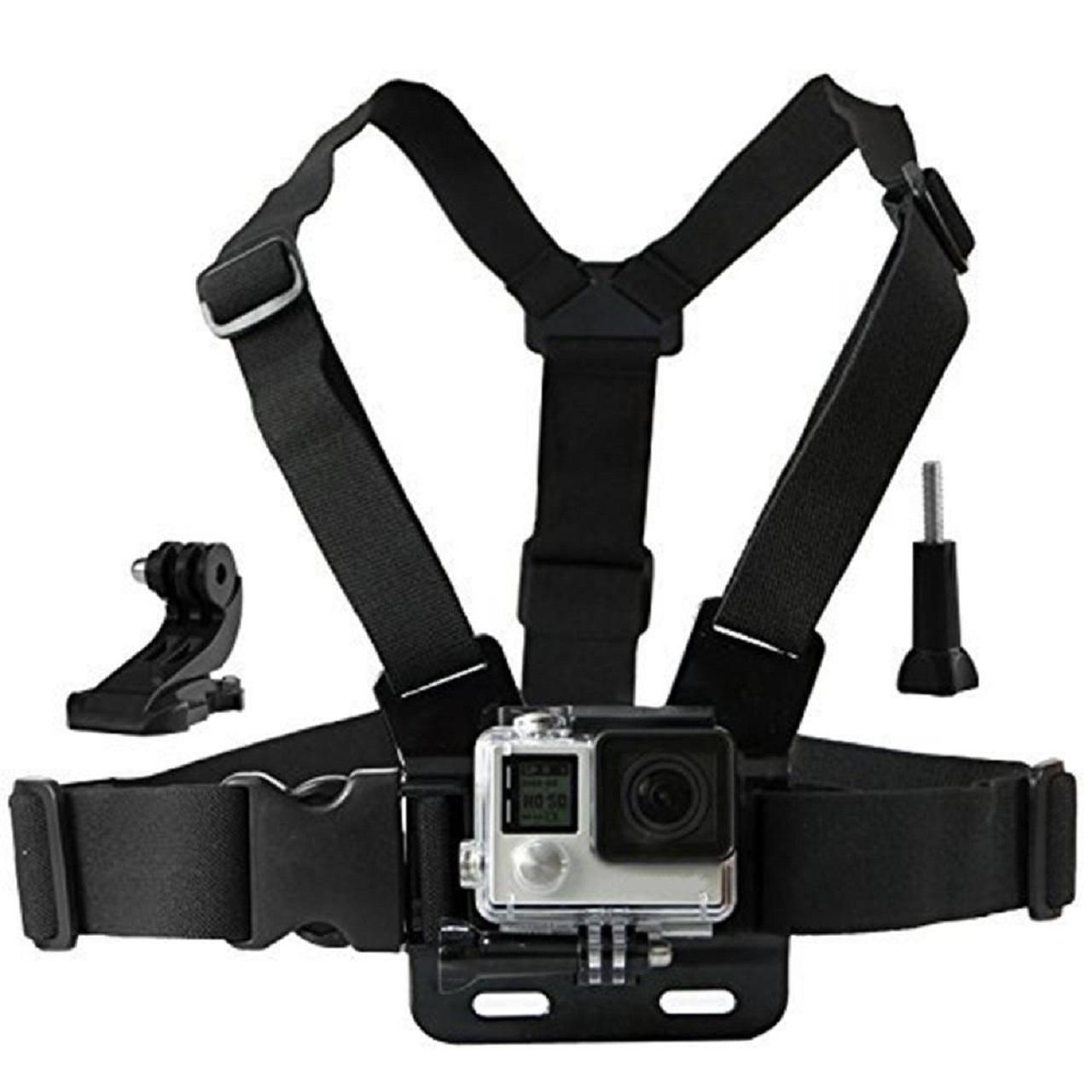 بررسی و {خرید با تخفیف}                                     پایه نگهدارنده گو مدل GP126 مناسب برای دوربین های ورزشی                             اصل