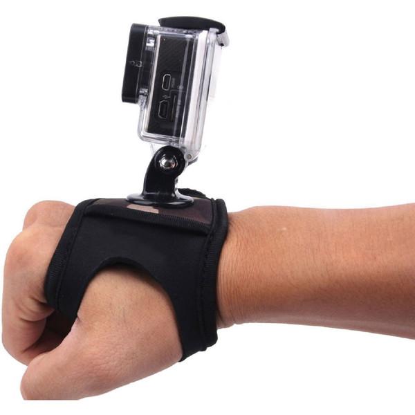 نگهدارنده مچی مدل GP115S مناسب برای دوربین گوپرو سایز کوچک