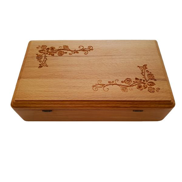 جعبه چای کیسه ای تی دار مدل Dt11