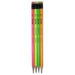 مداد مشکی فکتیس کد F1415 بسته 4 عددی thumb