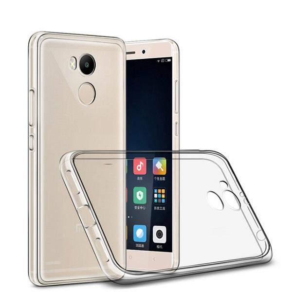 کاور ژله ای مدل ClearJelly مناسب برای گوشی موبایل شیائومی Redmi 4 Prime
