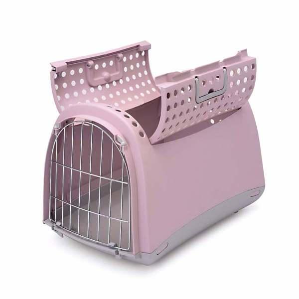 باکس حمل سگ و گربه ایماک مدل بازشو