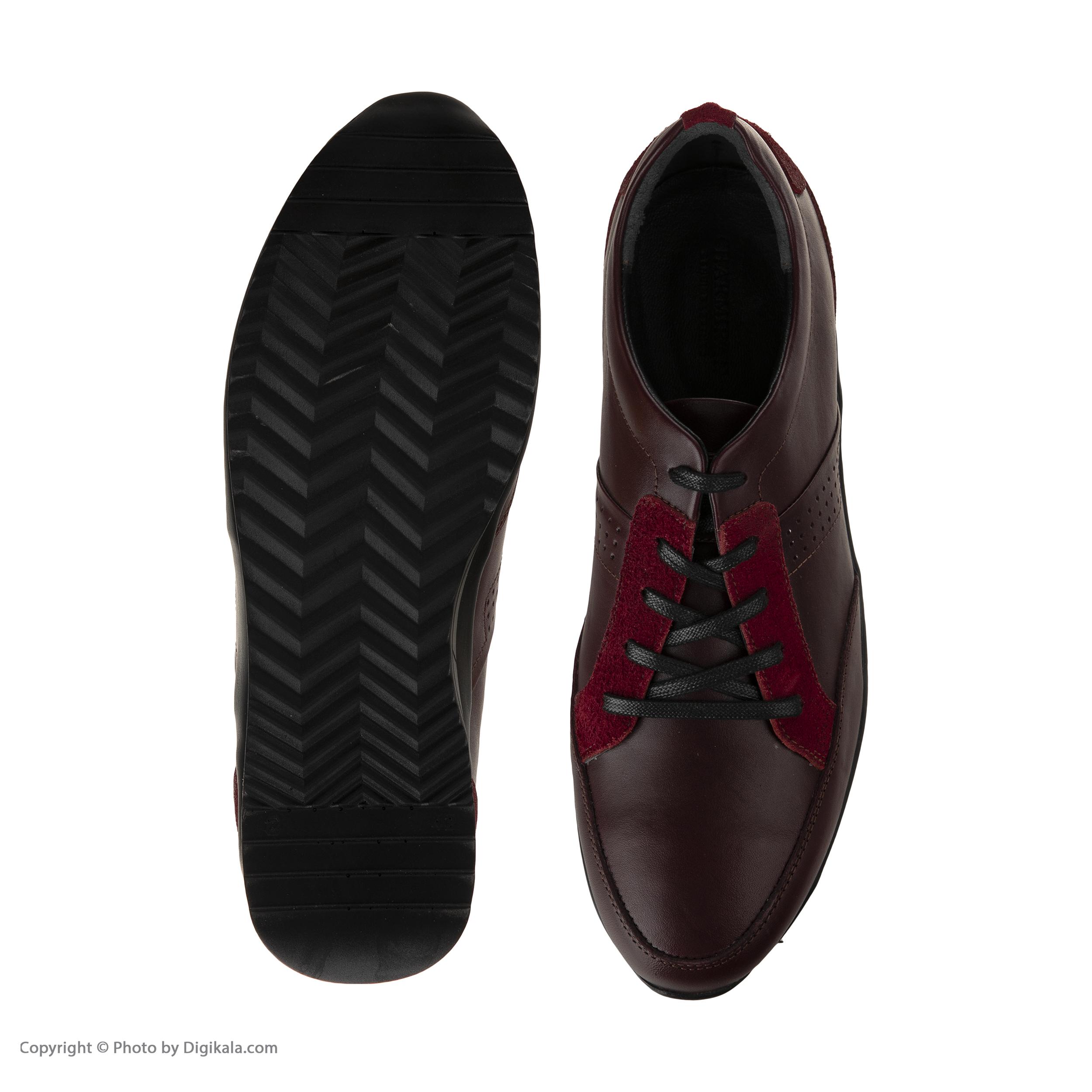 کفش روزمره مردانه چرمیران مدل 0389-Toma-005 -  - 9