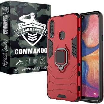 کاور کماندو مدل ASH21 مناسب برای گوشی موبایل سامسونگ Galaxy A20s