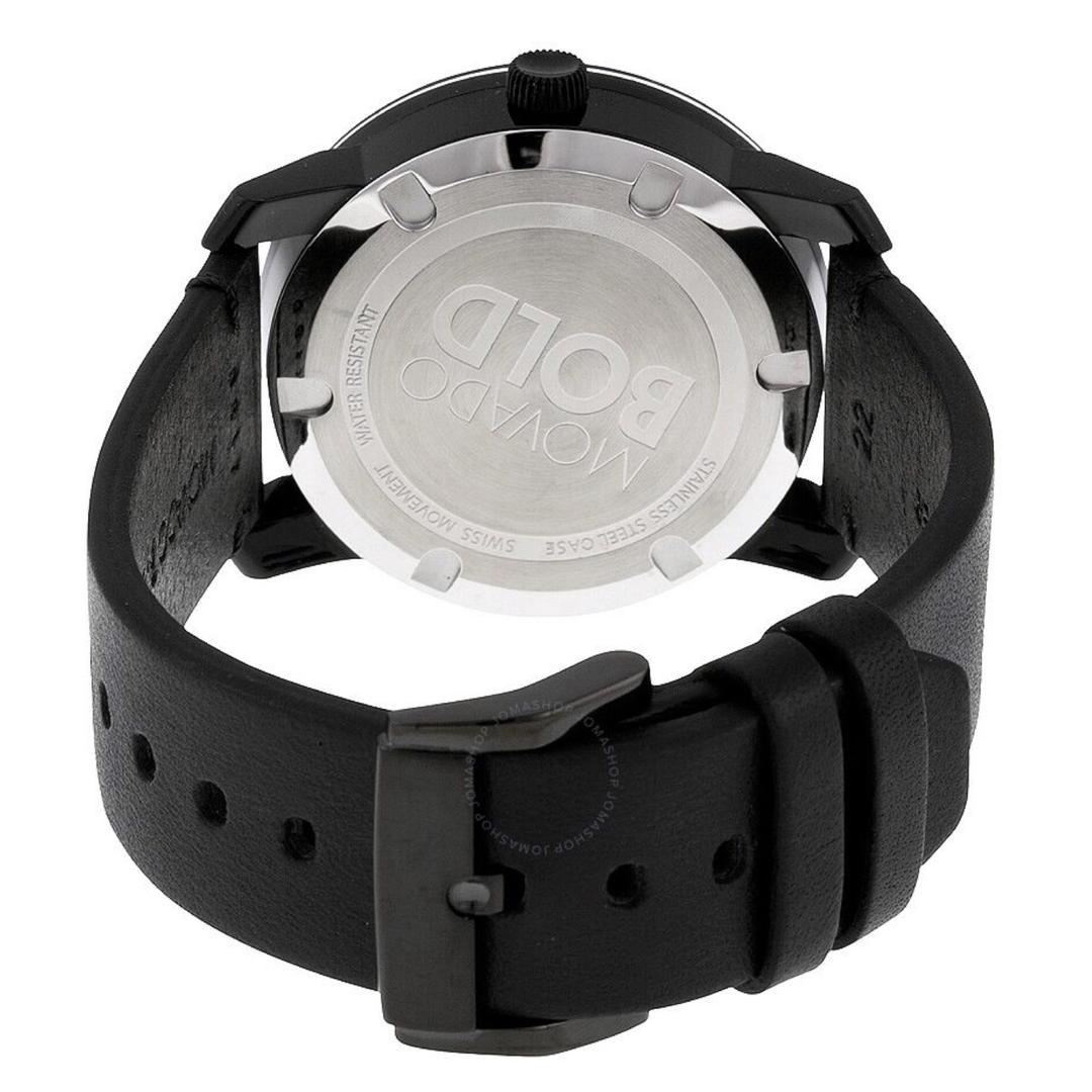 ساعت مچی عقربهای مردانه موادو مدل 3600306