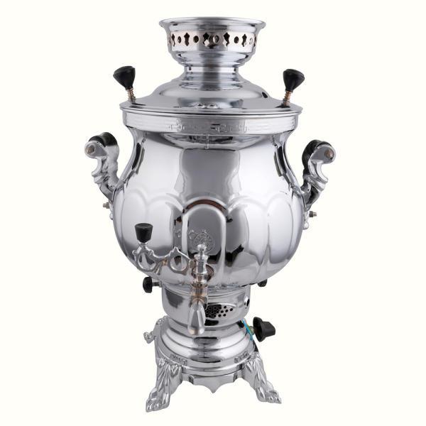 سماور گازی مدل جام ظرفیت 8 لیتر