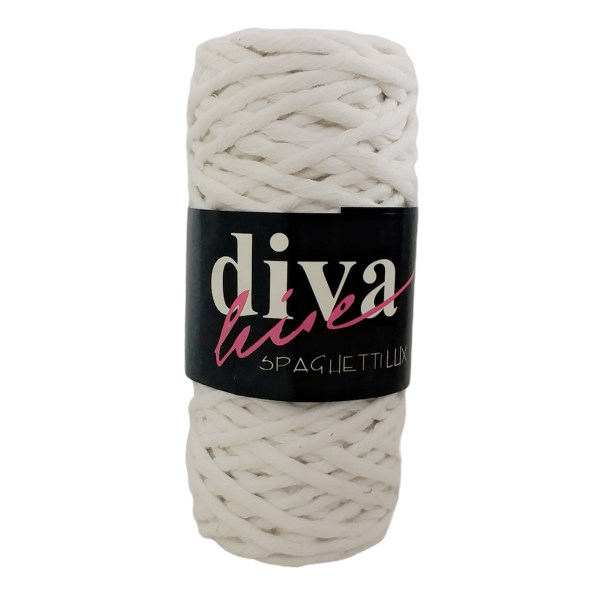 نخ مکرومه دیوامدل کتان Diva-MK01
