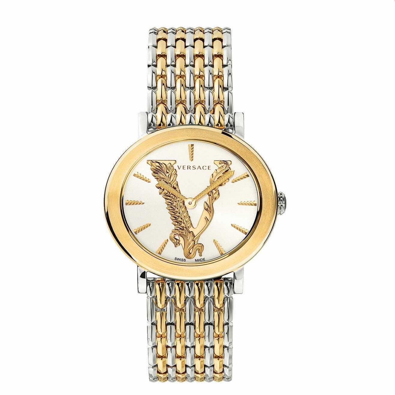 ساعت جیبی عقربه ای زنانه ورساچه مدل VEHC007 19