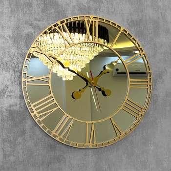 ساعت دیواری اِلِنسی مدل Ice