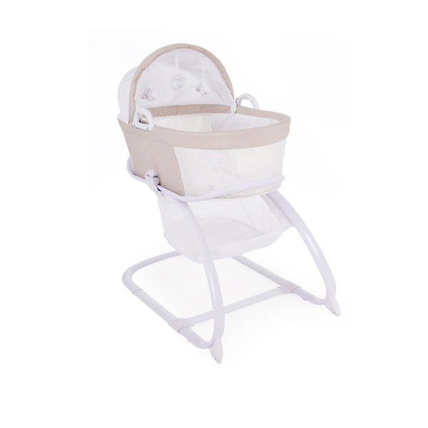 تختخواب کودک کیکابو مدل Welcome Baby01