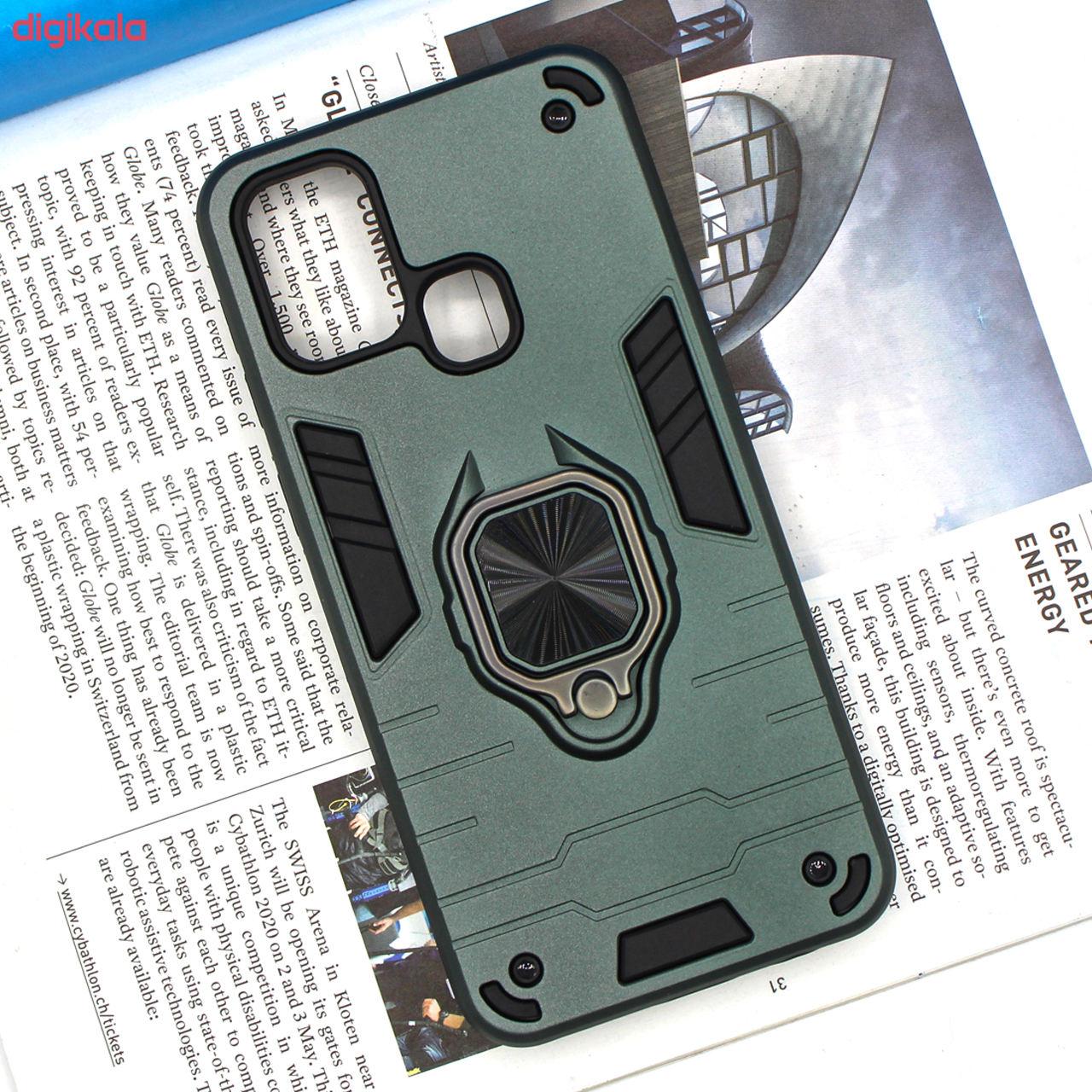 کاور کینگ پاور مدل ASH22 مناسب برای گوشی موبایل سامسونگ Galaxy M31 main 1 6