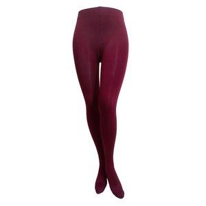 جوراب شلواری زنانه پِنتی مدل 200DEN رنگ زرشکی