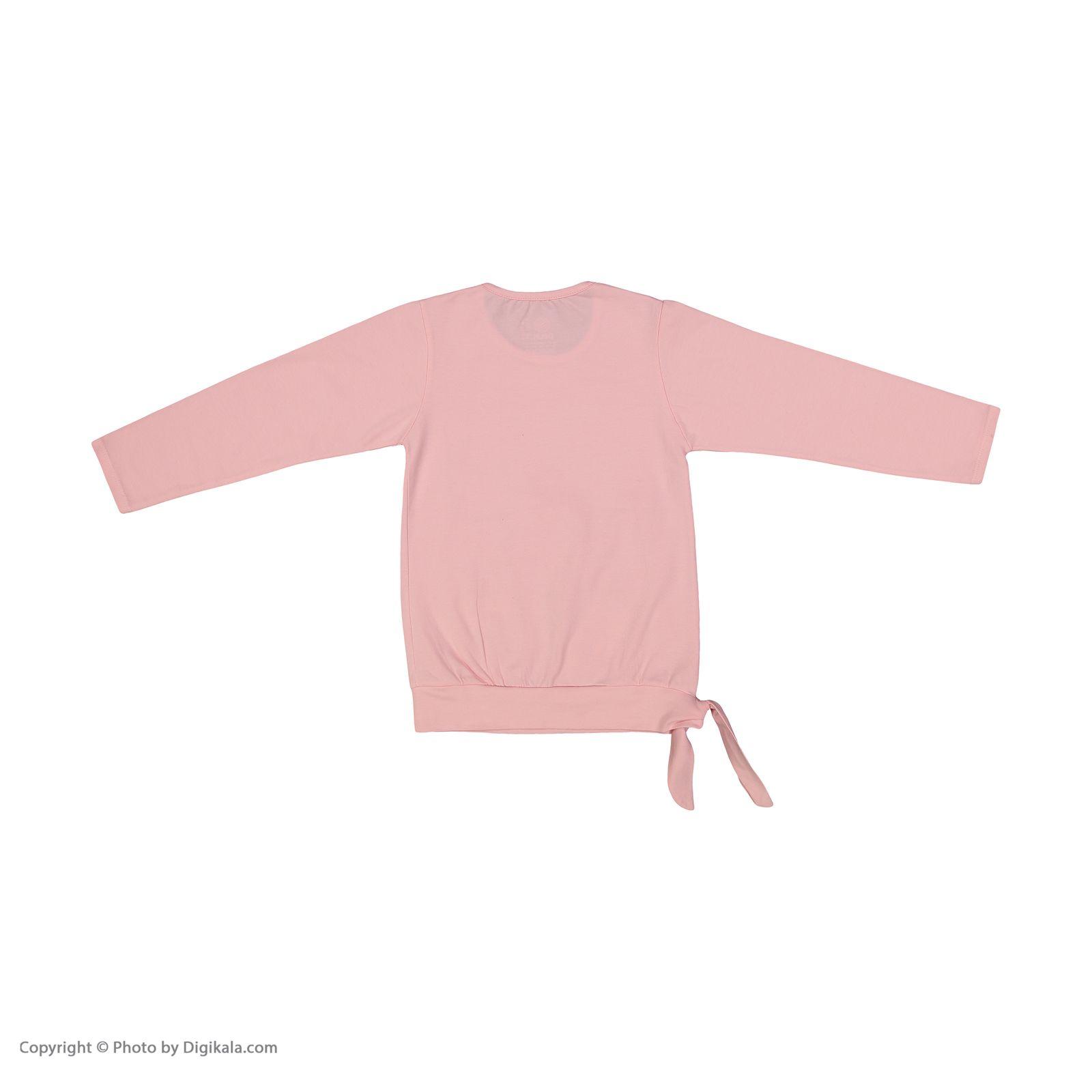 تی شرت دخترانه سون پون مدل 1391358-21 -  - 4