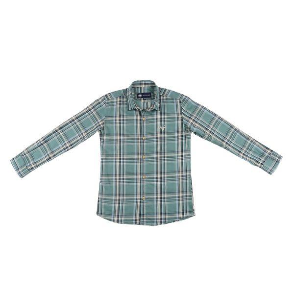 پیراهن پسرانه ناوالس کد G-20119-GN