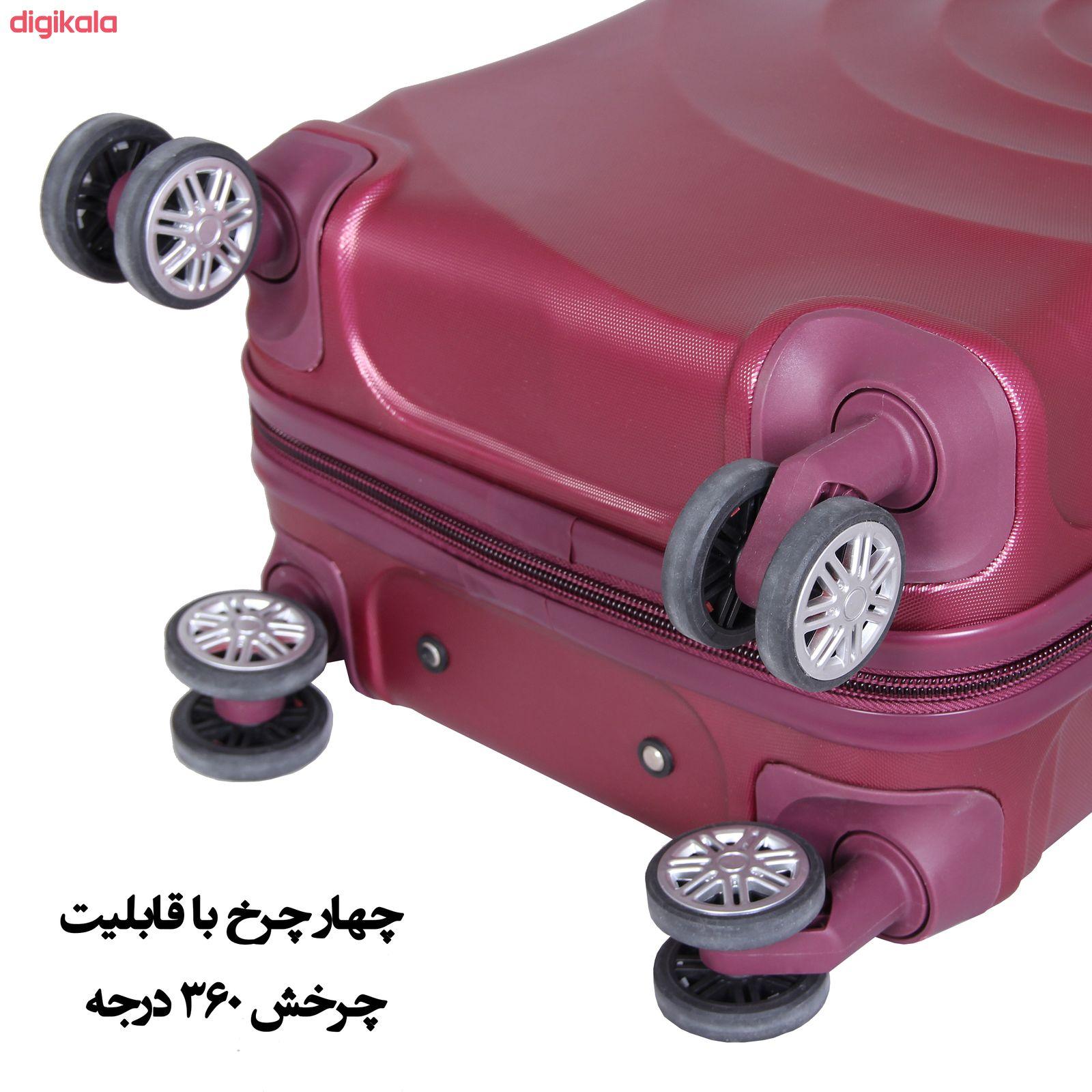 مجموعه چهار عددی چمدان مدل 319363 main 1 21
