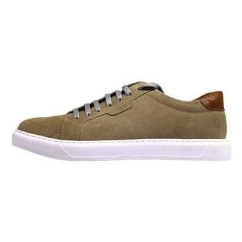 کفش روزمره مردانه چرم آرا مدل sh018 کد k
