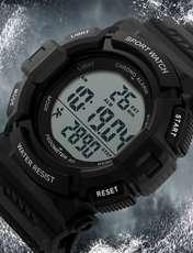 ساعت مچی دیجیتال اسکمی مدل 1116M-NP -  - 4