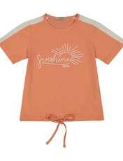 تی شرت دخترانه پیانو مدل 1836-23 -  - 1