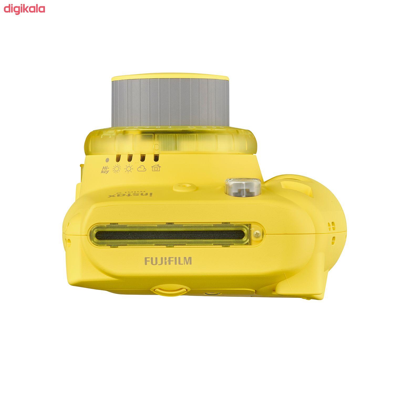 دوربین عکاسی چاپ سریع فوجی فیلم مدل Instax Mini 9 Clear main 1 27