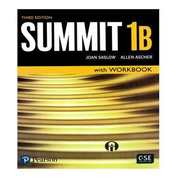 کتاب Summit 1B اثر Joan Saslow And Allen Ascher انتشارات الوندپویان