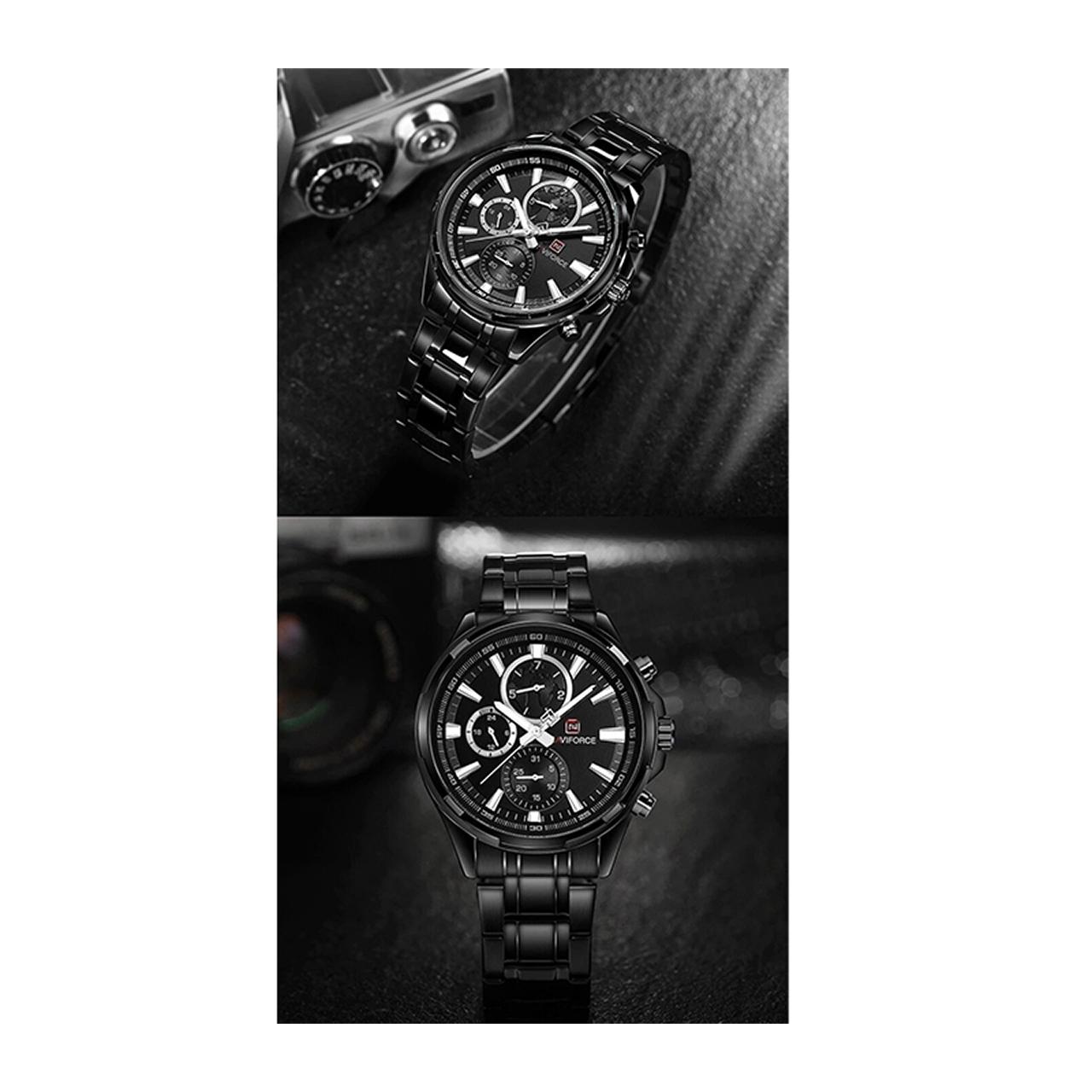 ساعت مچی عقربهای مردانه نیوی فورس مدل NF9089M