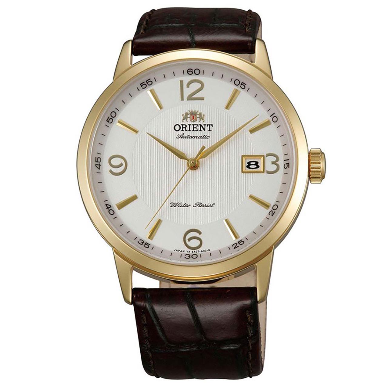 ساعت مچی عقربه ای مردانه  اورینت مدل SER27004W0