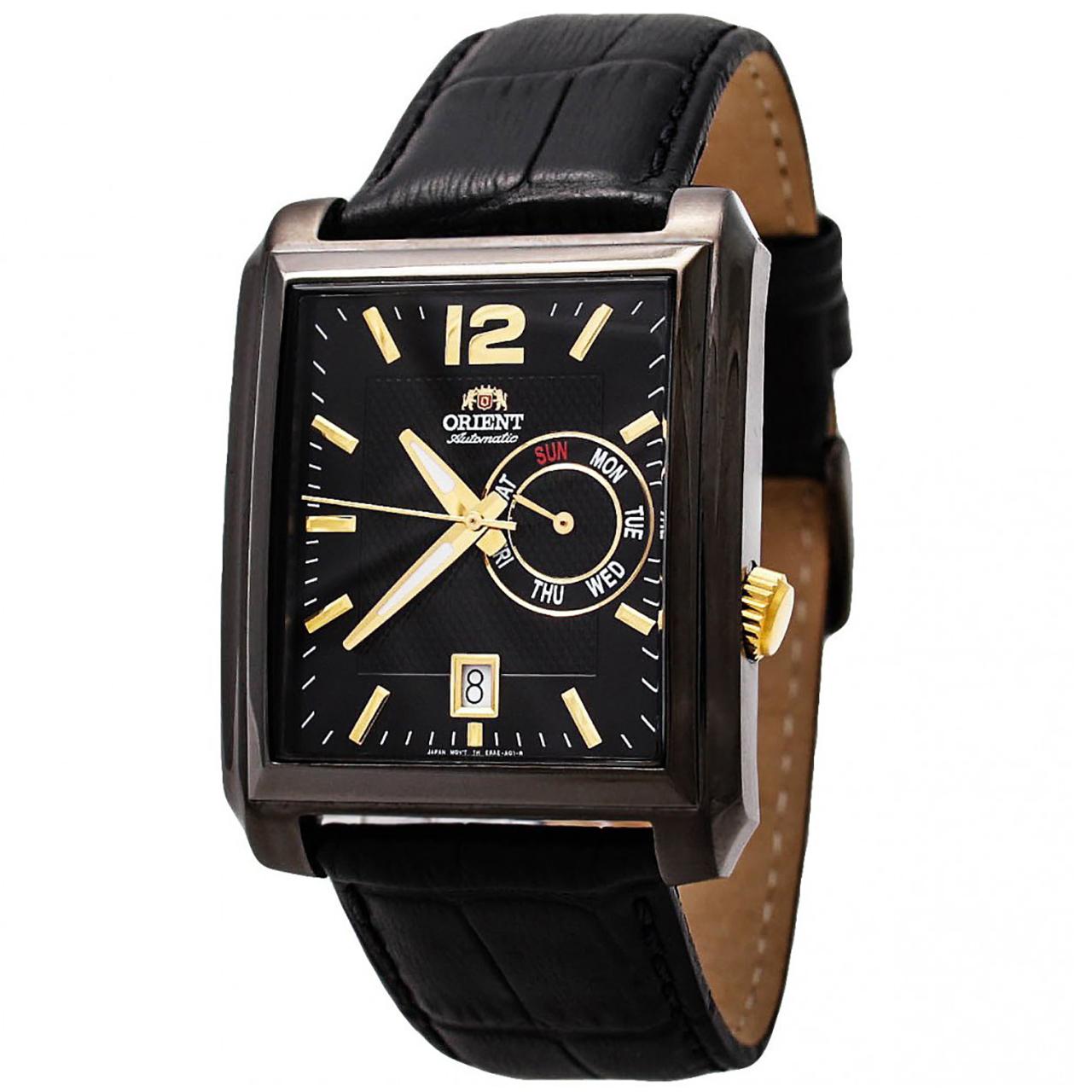 ساعت مچی عقربه ای مردانه  اورینت مدل SESAE005B0