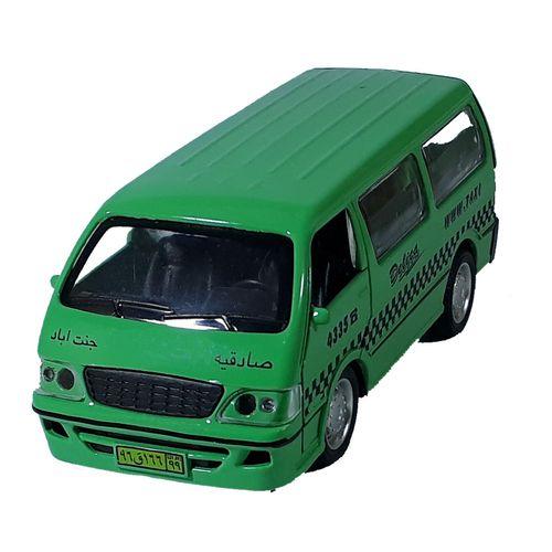 ماشین بازی ون تاکسی مدلV1