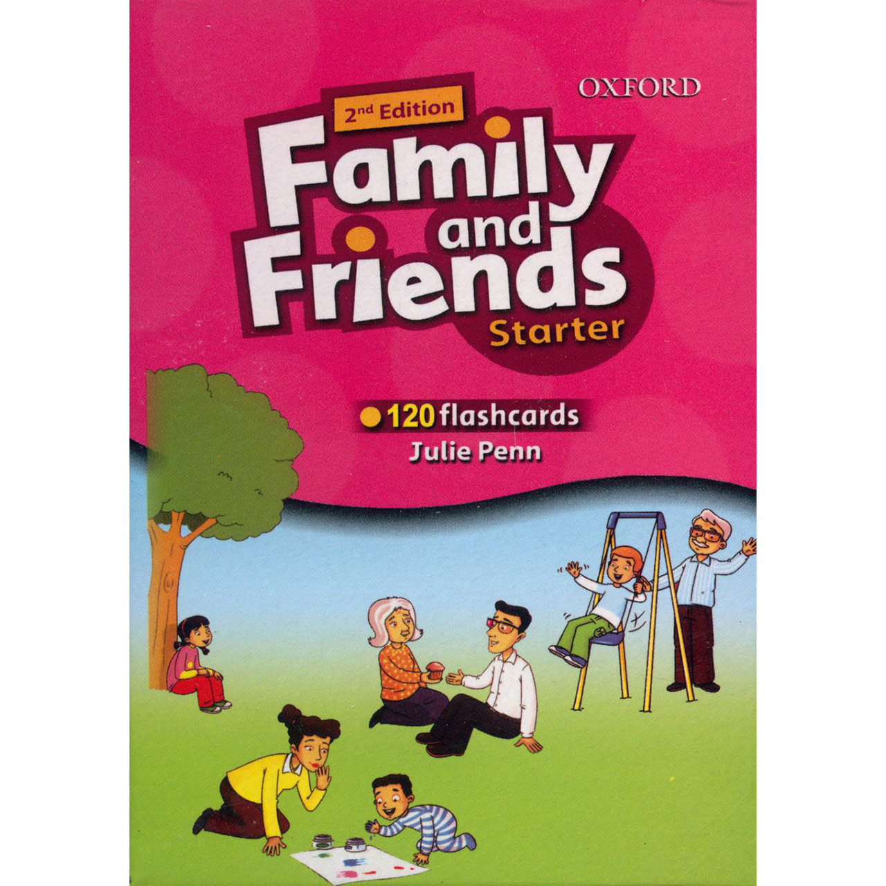 فلش کارت  Family And Friends Starter