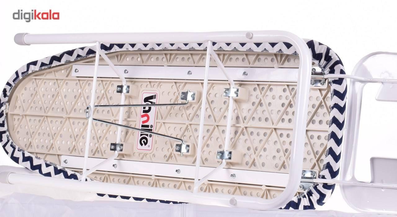 میز اتو وانیلی مدل 10030 TRAZ main 1 2