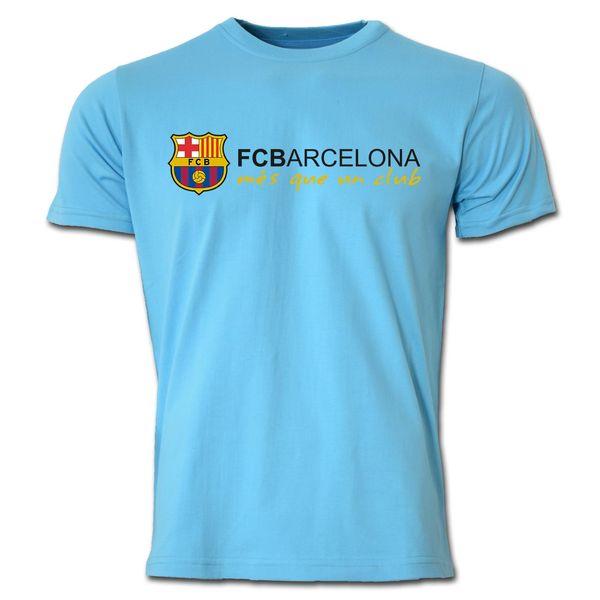تیشرت مردانه بارسلونا کد B402