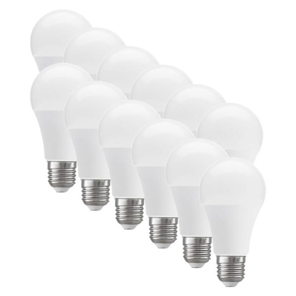 لامپ ال ای دی 12 وات مونلایت پایه E27 بسته 12 عددی