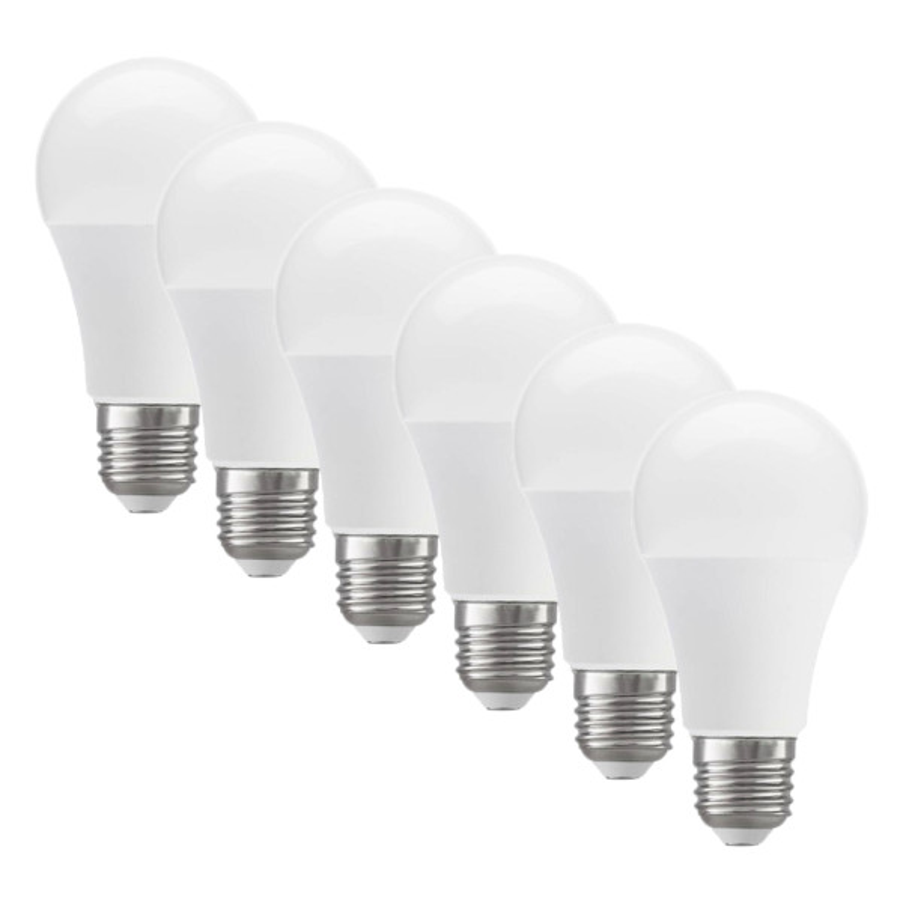 لامپ ال ای دی 12 وات مونلایت پایه E27 بسته 6 عددی