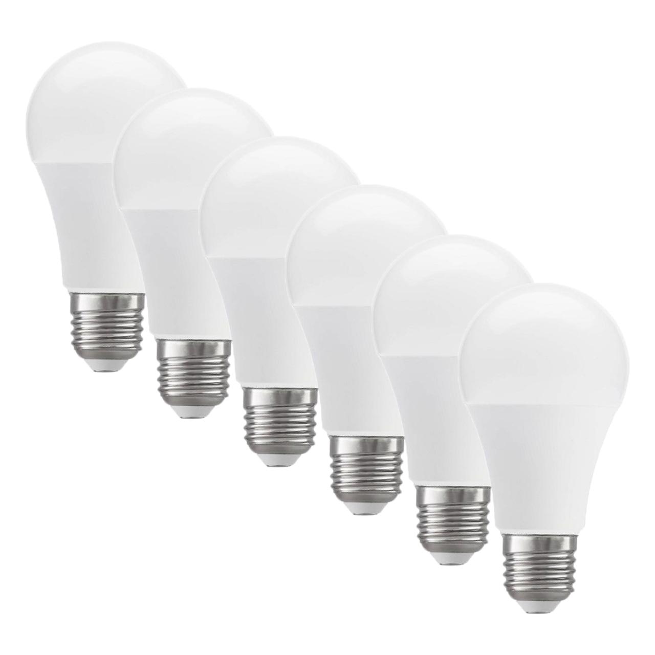 لامپ ال ای دی 15 وات مونلایت پایه E27 بسته 6 عددی